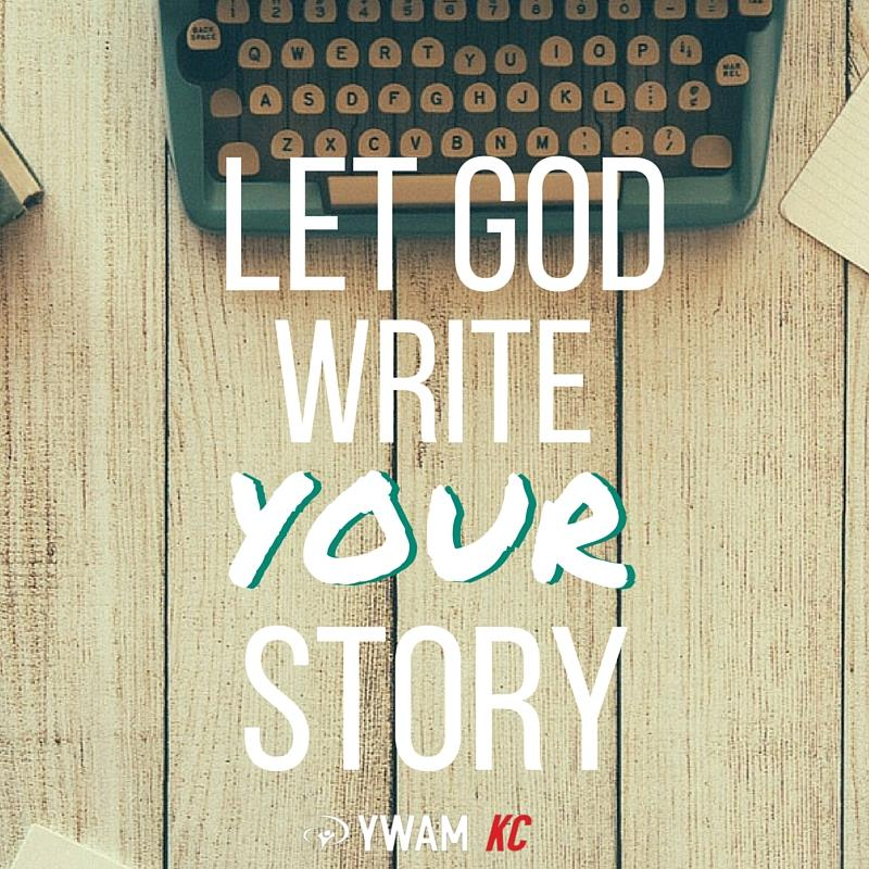 Write your stories online